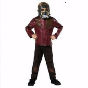 Disney Guardians of the Galaxy Star Lord Costume